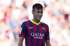 Neymar urges Rooney to join him at Barcelona