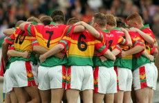 8 tweets criticising the Friday night schedule for the Carlow Laois qualifier