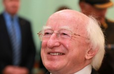 Michael D Higgins hires new speech writer…she sounds smart