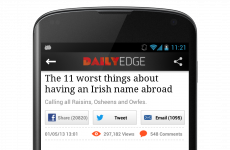 The DailyEdge.ie app is now available for Android!