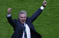 Heynckes is not tempted to take the Barcelona job