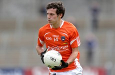 Rampant Armagh hammer Leitrim in Carrick-on-Shannon
