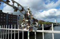 Meet the hackers' group tackling the Ha'penny Bridge's 'love' problem…