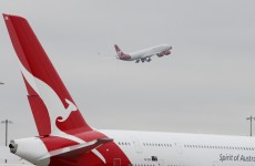 Man tries to break into cockpit on flight from Australia