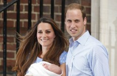 Ireland cares about the royal baby almost as much as the UK…