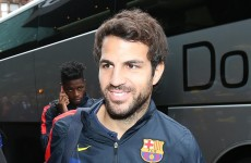Fabregas wants to stay at Barcelona, insists Tito Vilanova