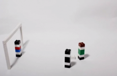 Relive Ireland's Italia '90 penalty shootout… with Lego