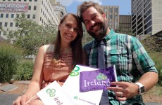 Viral honeymoon video's creators get invited back to Ireland