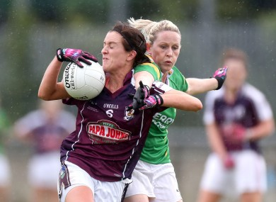 The Galway ladies will be confident of winning a semi-final place this weekend.