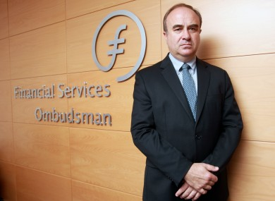 Financial Services Ombudsman Bill Prasifka