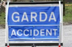M50 disruption after vehicle overturns in three-car collision