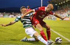 Shamrock Rovers claim EA Sports Cup final spot with win over Sligo