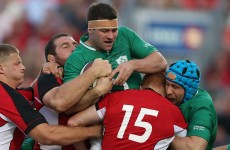 Ireland to face Canada at Millennium Stadium in World Cup clash
