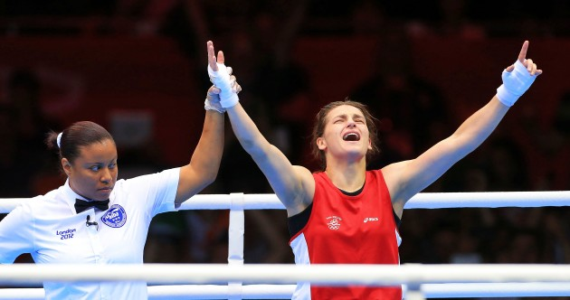 17 reasons why we'll never forget Katie Taylor's Olympic gold-winning p
