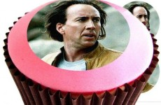 You can now get Nicholas Cage's face on your confectionary
