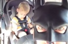 Is 'BatDad' the coolest Dad ever?