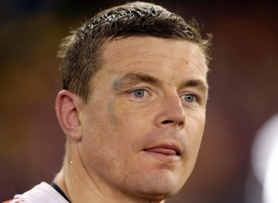 Brian O'Driscoll reflects on the Second Test defeat to Australia. It would be his last game as a Lion.