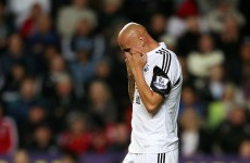 Jonjo Shelvey apologises for 'gifting Liverpool a draw'
