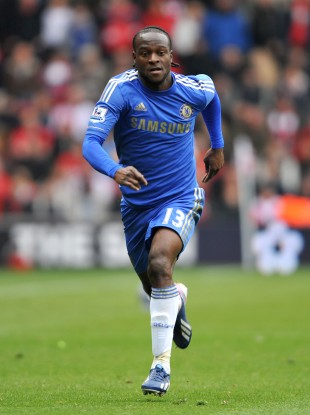 Liverpool have confirmed the signing of Chelsea forward Victor Moses on a season-long loan deal.