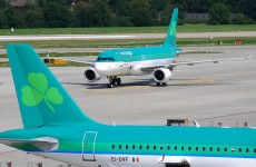 Aer Lingus passenger numbers down in September