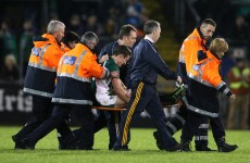 Aidan Walsh thanks fans for support after injury, says he's ready for second test