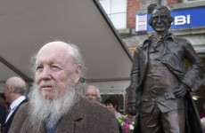 Statue of Arthur Guinness unveiled in his hometown
