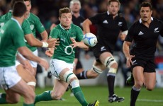 'My Ireland team to beat the All Blacks is…'