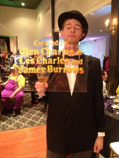 Is this the greatest TV-inspired Halloween costume ever?