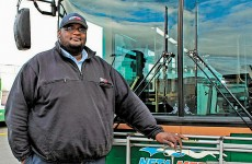 Bus driver saves woman from jumping off bridge