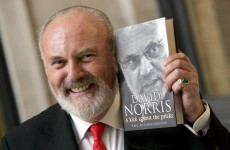 David Norris to shave off his beard – over the Seanad referendum