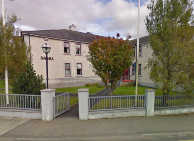 Drogheda Garda Station in Louth.