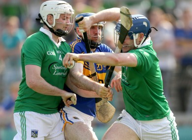 Tipperary and Limerick will clash in the 2014 Munster SHC.