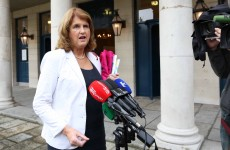 """Employers have to become part of the solution""- Joan Burton"