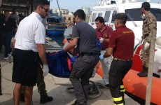 At least 82 asylum-seekers dead after boat capsizes off Italian island