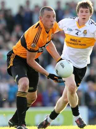Kieran Donaghy will be in action for Austin Stacks this weekend.