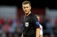 Top ref Alan Kelly calls full time on Airtricity League career for MLS switch