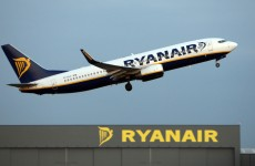 Dublin-bound Ryanair flight diverted to Italy after passenger is taken ill
