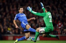 As it happened: Arsenal v Chelsea, Capital One Cup