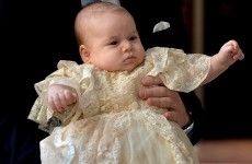 Prince George, peat briquettes and David Norris: The week in numbers