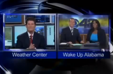 Local news anchor asks weatherman about his 'little weiner'
