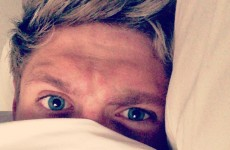 Niall Horan begs girls to stop calling his hotel room… it's The Dredge