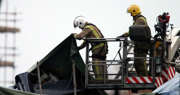 Eight confirmed dead, 14 seriously injured after Glasgow helicopter crash
