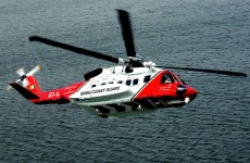 Coast Guard helicopter called to medical emergency aboard French survey vessel