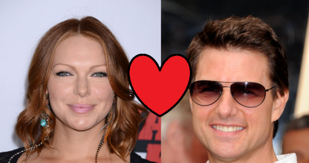 Are Tom Cruise and Donna from That 70s Show going out?… It's The Dredge
