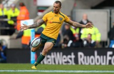 Cooper, Genia and Folau: Australia's three danger men