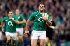 Rob Kearney on his wonder try and the missing 2% that cost Ireland