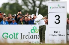 Venueless, sponsorless Irish Open to take place just a week after US Open in 2014