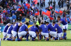 Samoa's breakdown ability is a danger for Ireland