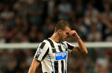 Newcastle's Steven Taylor under fire following 'racist' tweet