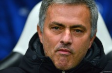 'We deserved to lose' – Mourinho unimpressed by beaten Chelsea